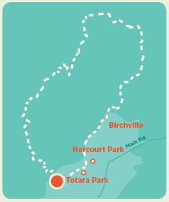 Valley View Karapoti Loop